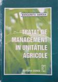 TRATAT DE MANAGEMENT IN UNITATILE AGRICOLE - Margareta Oancea