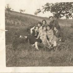 Ofiter roman Giurgiu fotografie veche interbelica