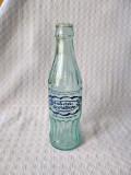 Sticla veche de suc din perioada comunista, sticla suc de colectie anii 80