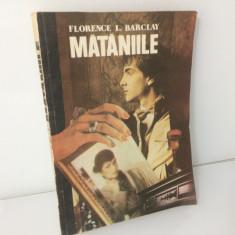Florence L.Barclay-Mataniile