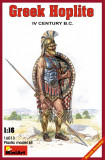 1:16 Greek Hoplite. IV century B.C. 1:16