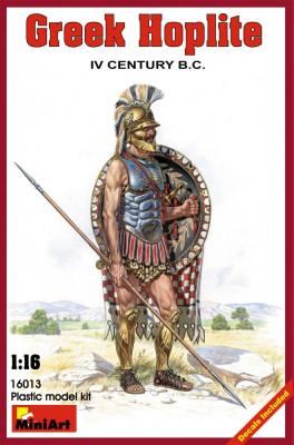 1:16 Greek Hoplite. IV century B.C. 1:16 foto