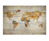 Tablou Worldmap 40x60 cm - Really Nice Things, Maro