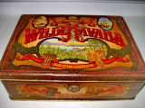 8042-Wilde Havana Hofnar Flor Fina-Cutie vintage trabucuri 50 Cigarros.