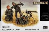 + Masterbox 3526 1/35 - German Machine-Gunners, Eastern front 1944 +, MB