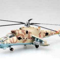"Macheta Easy Model Mil Mi-24 ""White 03"" Russian Air Force 1:72"