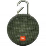 Boxa Portabila Waterproof Clip 3 Verde