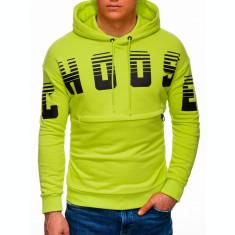 Hanorac barbati B1299 - verde
