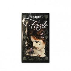 "Carti Tarot ""FAVOLE"" Furnier 78 file"