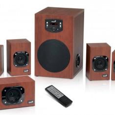 Sistem audio 5.1 Genius SW-HF5.1 4600 125W