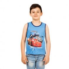 Maiou baieti Cars Table Top Jumpin albastru