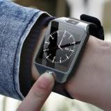 Smartwatch DZ09, Aluminiu, I'M Watch