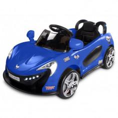 Masinuta electrica cu telecomanda Toyz Aero 2x6V Blue
