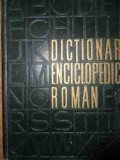 Dictionar Enciclopedic Roman Vol.3 K-p - Necunoscut ,538514