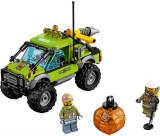 LEGO 60121 Volcano Exploration Truck