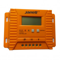 Controller solar Jarret, 20 A, display grafic LCD, tensiune incarcare 13.8 V/24.6 V
