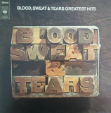 VINIL  Blood, Sweat & Tears – Blood, Sweat & Tears Greatest Hits - VG+ -