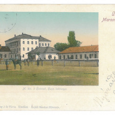 190 - TARGU-MURES, Horse riding, Romania - old postcard - used - 1900