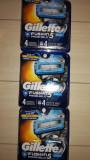 12  rezerve Fusion Gillette Proshield chill in 3 seturi de 4 buc (noi)