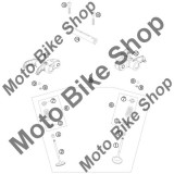 MBS Semering supapa KTM 690 SUPERMOTO BLACK 2008 #4, Cod Produs: 59036027000KT
