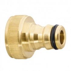 """Adaptor pentru robinet Palisad 658258, filet interior 3/4"""", Alama"""