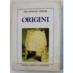 ORIGINI de ION HORATIU CRISAN , 1977
