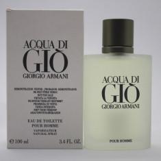 Giorgio Armani Acqua Di Gio 100ml │Parfum Tester, 100 ml, Acvatic