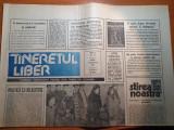 ziarul tineretul liber 19 ianuarie 1990-art. despre revolutie