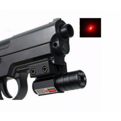 Punctator laser micro foto
