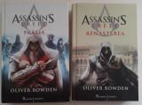 Oliver Bowden - Assassin's Creed ( Renasterea + Fratia) - 2 volume