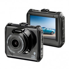 Camera Video Auto DVR RLDV-203 Techstar® FullHD 1080p 12 Mpx Display 2.2 inch