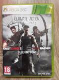 Just Cause 2 / Sleeping Dogs / Tomb Raider - Triple Pack - jocuri Xbox 360