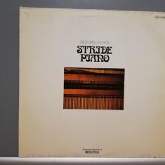Dick Weelstood – Stride Piano (1978/Emi/RFG) - Piano-Jazz/Vinil/Impecabil