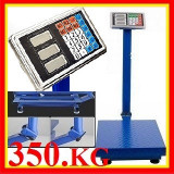 Cantar Electronic 350kg Platforma Digital Comercial Brat
