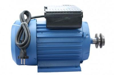 GF-1163 Motor electric 3.0 kw 1500rpm TROIAN ALBASTRU foto