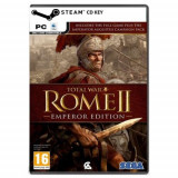 Total War Rome II - Emperor Edition PC CD Key, Strategie, 16+