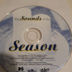 THE SOUNDS OF THE SEASON  -   CD