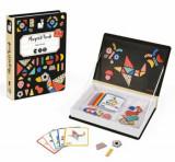Carte magnetica - Origami, 43 piese