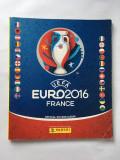 Album Panini Euro 2016 Franta, completat partial
