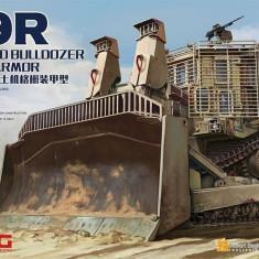 1:35 D9R Armored Bulldozer W/Slat Armor 1:35