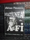 ADRIAN PAUNESCU - INFRACTIUNEA DE A FI , 1996