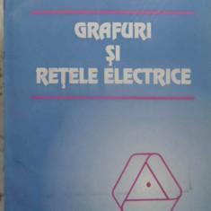 GRAFURI SI RETELE ELECTRICE (CONTINE DISCHETA ANEXA LA LUCRARE) - SAVU CRIVAT SA