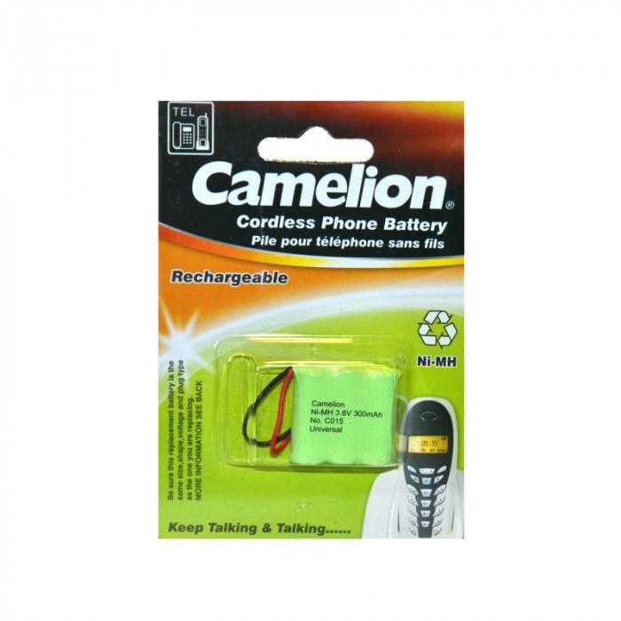 Acumulator Camelion Reincarcabil NI-MH 3,6V 300mAh