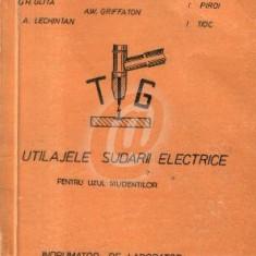 Utilajele sudarii electrice pentru uzul studentilor