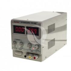 Aparatura service, sursa de curent stabilizat digitala 0-30v. 0-3a. ps 303d