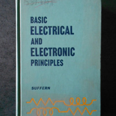 MAURICE GRAYLE SUFFERIN - BASIC ELECTRICAL AND ELECTRONIC PRINCIPLES