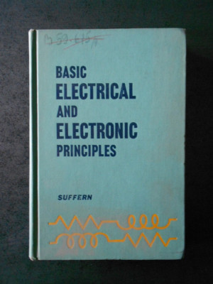 MAURICE GRAYLE SUFFERIN - BASIC ELECTRICAL AND ELECTRONIC PRINCIPLES foto