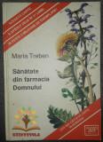 Maria Treben-Sanatate din farmacia Domnului