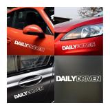 Sticker auto Daily Driven