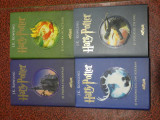 Cărți Harry Potter editura Arthur (vol 1-4)